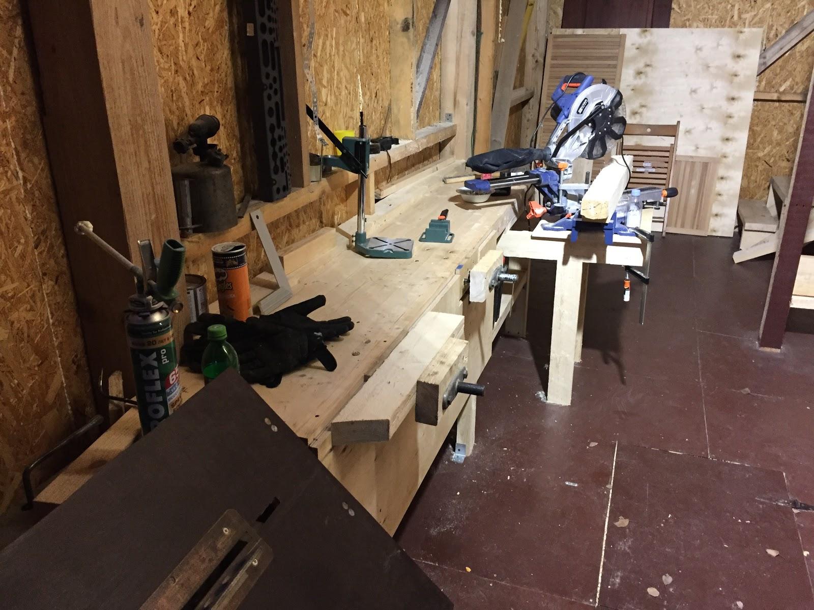 Столярная мастерская своими руками: ожидания и реальность - 1