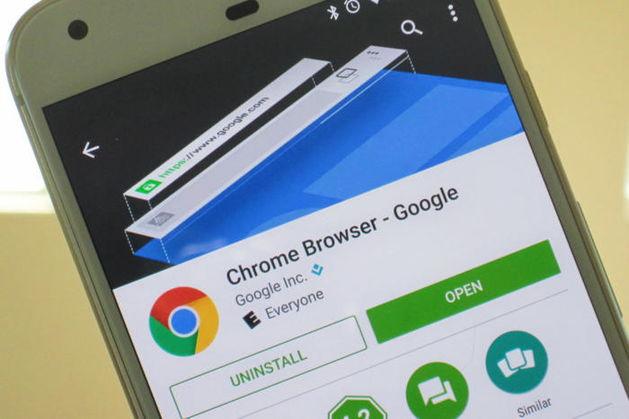 В Chrome для Android добавили жест смахивания для перемещения между страницами