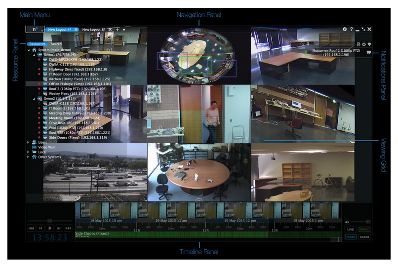 Review of Open Video Management Systems - 12
