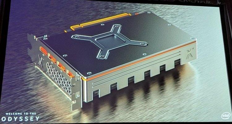 Архитектура Intel Gen11 GPU и дискретная видеокарта от Intel - 1