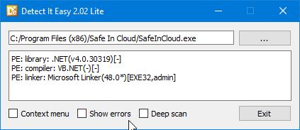 Извлечение мастер-пароля из заблокированного менеджера паролей SafeInCloud - 2