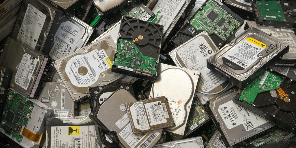 Переработка жестких дисков как электронного мусора — частичное решение проблемы от iNEMI - 1