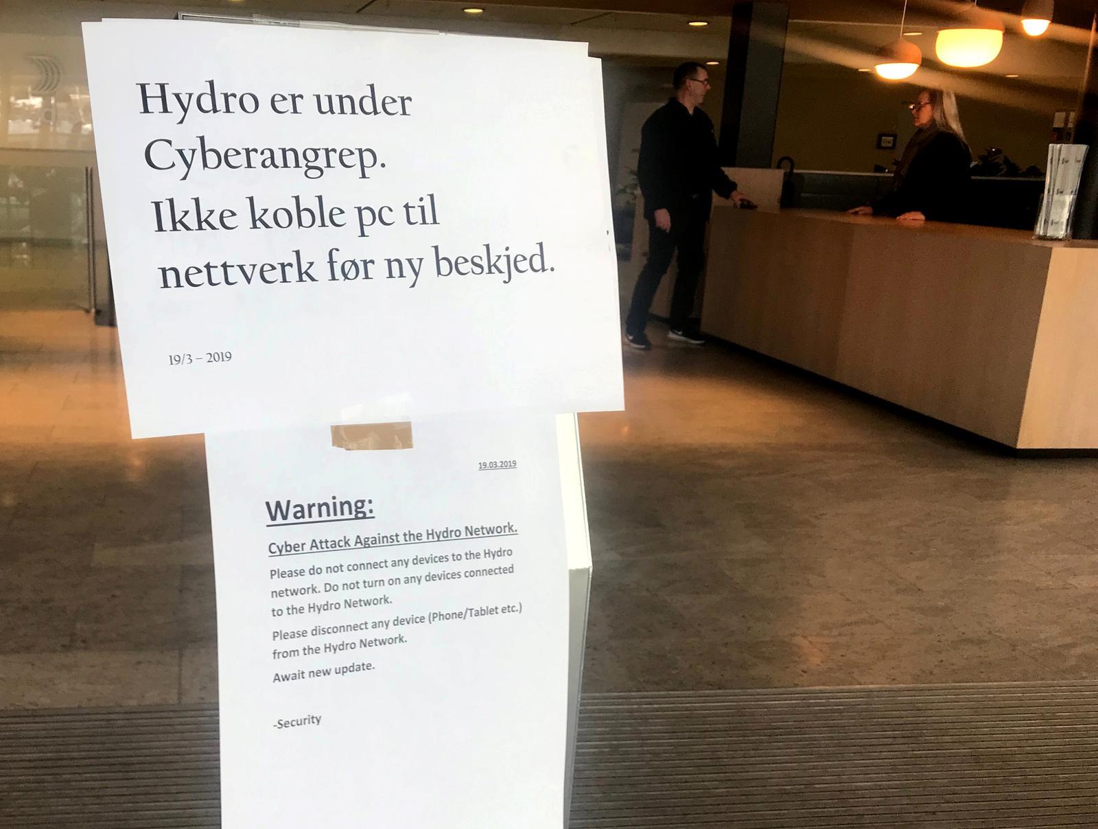 LockerGoga: что именно произошло с Norsk Hydro - 2