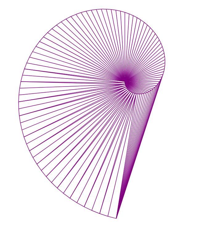 Алгоритм триангуляции Делоне методом заметающей прямой - 28