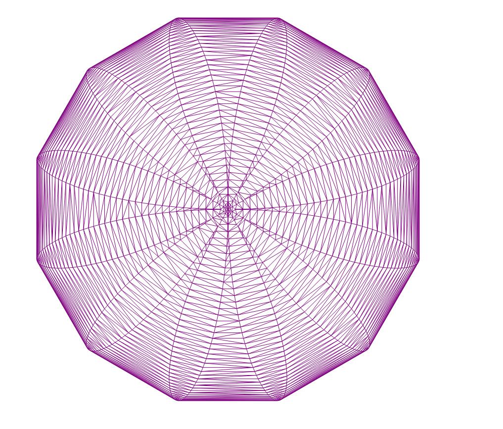 Алгоритм триангуляции Делоне методом заметающей прямой - 31