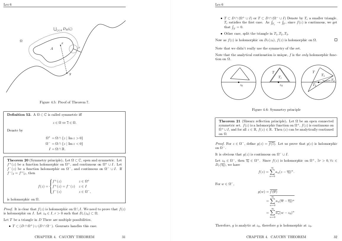 Как я пишу конспекты по математике на LaTeX в Vim - 3