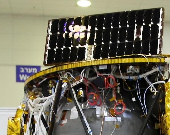 Лунная миссия «Берешит» – первое видео с бортовой камеры и новые фотографии в космическом пространстве - 4