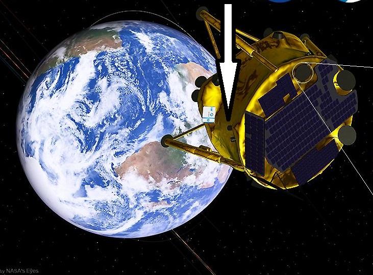 Лунная миссия «Берешит» – первое видео с бортовой камеры и новые фотографии в космическом пространстве - 5