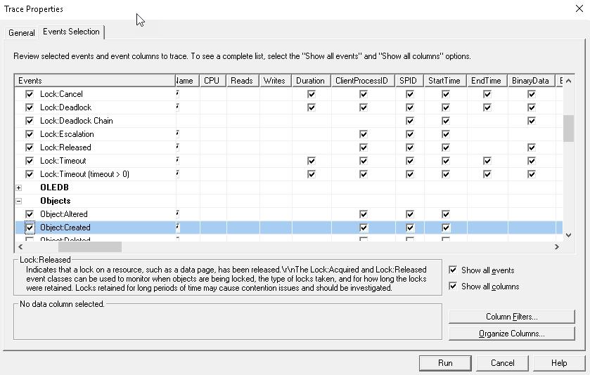 Опасен ли SQL profiler? - 6