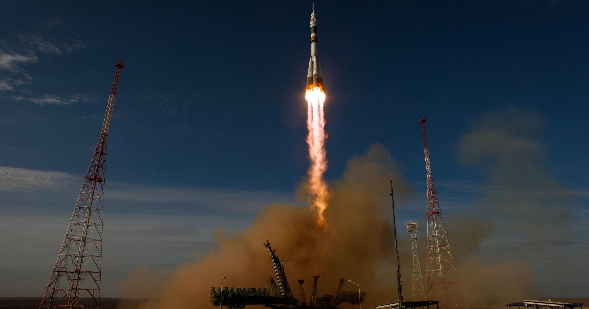 «Роскосмос» дал старт новой космической гонке