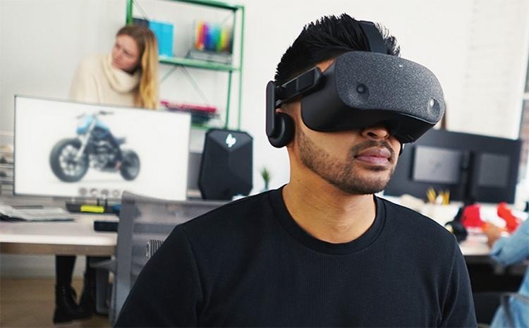 HP Reverb: самая продвинутая и дорогая VR-гарнитура с поддержкой Windows Mixed Reality