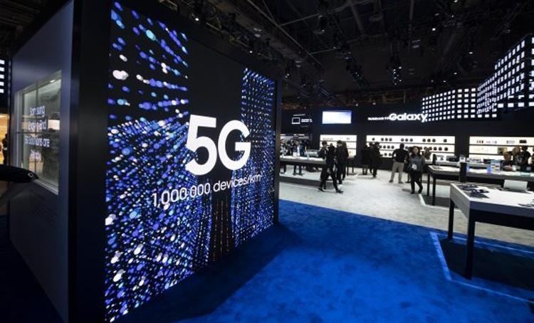 KT и Samsung показали гигабитную скорость в коммерческой 5G-сети