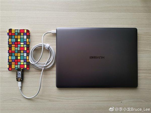 Флагманским смартфонам — соответствующий аксессуар. Huawei показала 40-ваттный портативный аккумулятор