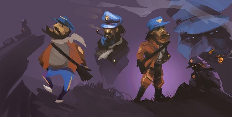 «Галоп пикселя — часть пятая» — Анимация персонажей. Ходьба - 23