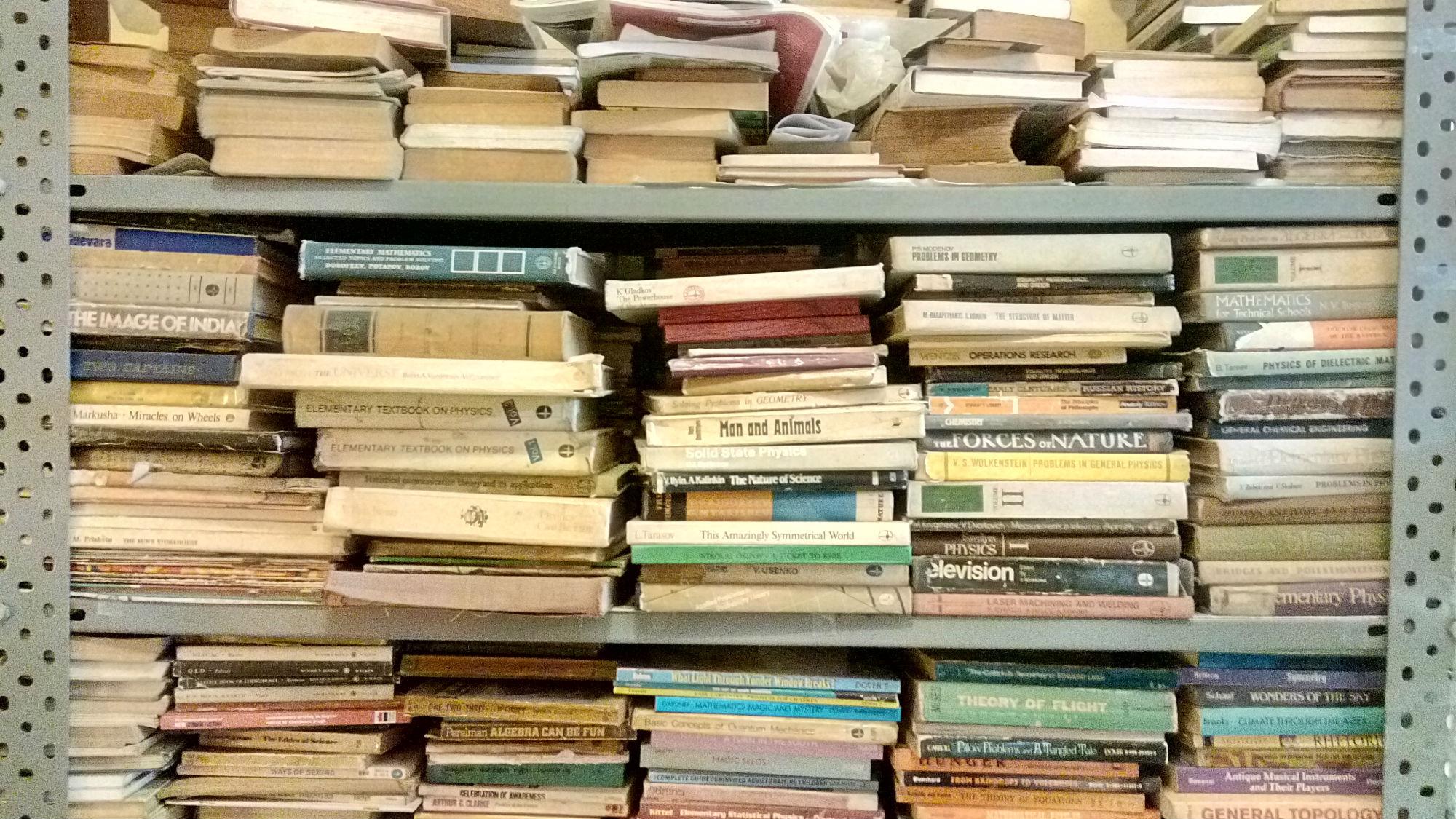 Как советские научные книги стали артефактом у физиков и инженеров в Индии - 2