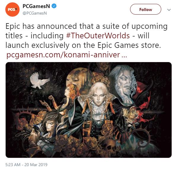 Новости игровой индустрии (11-25 марта 2019) - 7