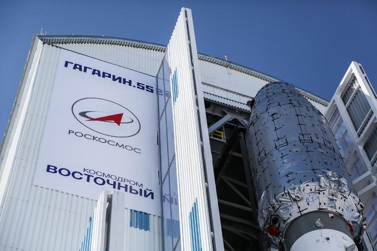 Пилотируемые запуски с Восточного станут возможны в течение полутора лет