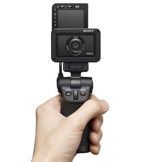 Представлена Sony RX0 II – очень компактная и совсем недешевая экшн-камера с поддержкой записи видео 4К