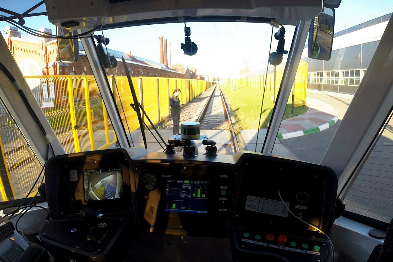 Роскосмос приступил к разработке беспилотного трамвая - 1