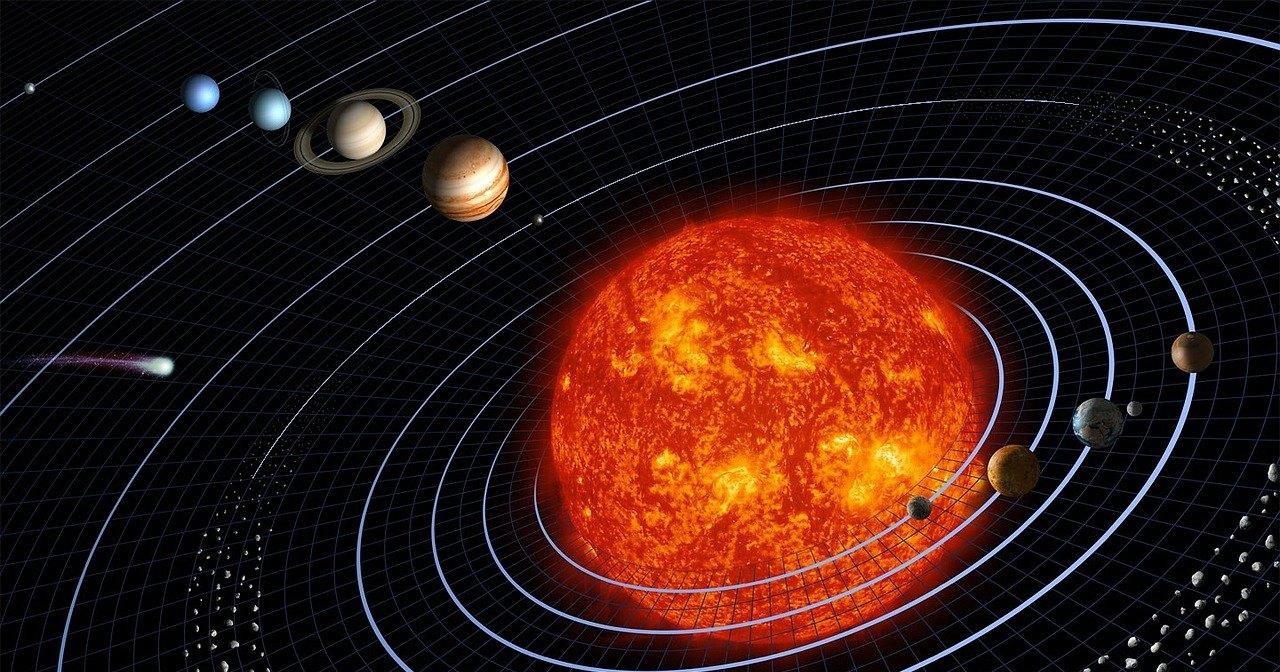 В Самаре открыли тайну возникновения планет.