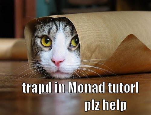 Монады с точки зрения программистов (и немного теории категорий) - 1