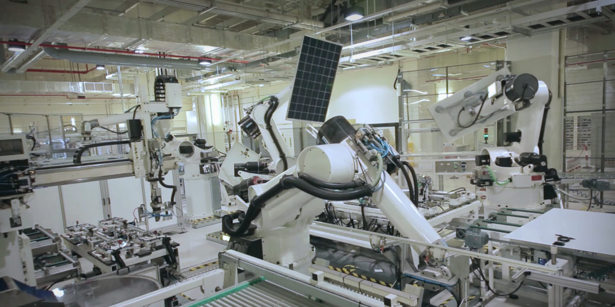 Обновление высокоэффективных солнечных модулей от REC и Trina (Solar) - 1