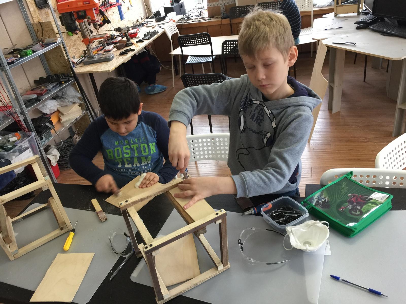 Переосмысление детской робототехники - 4