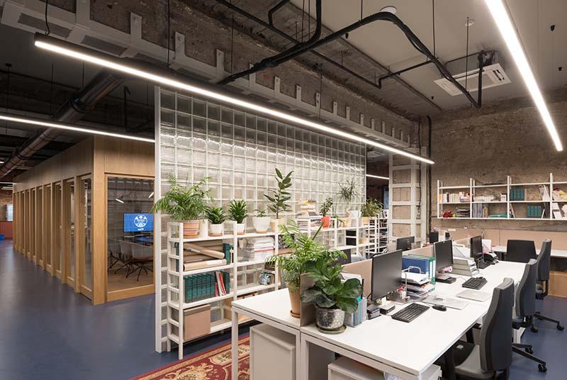 Рабочее место. Open Space