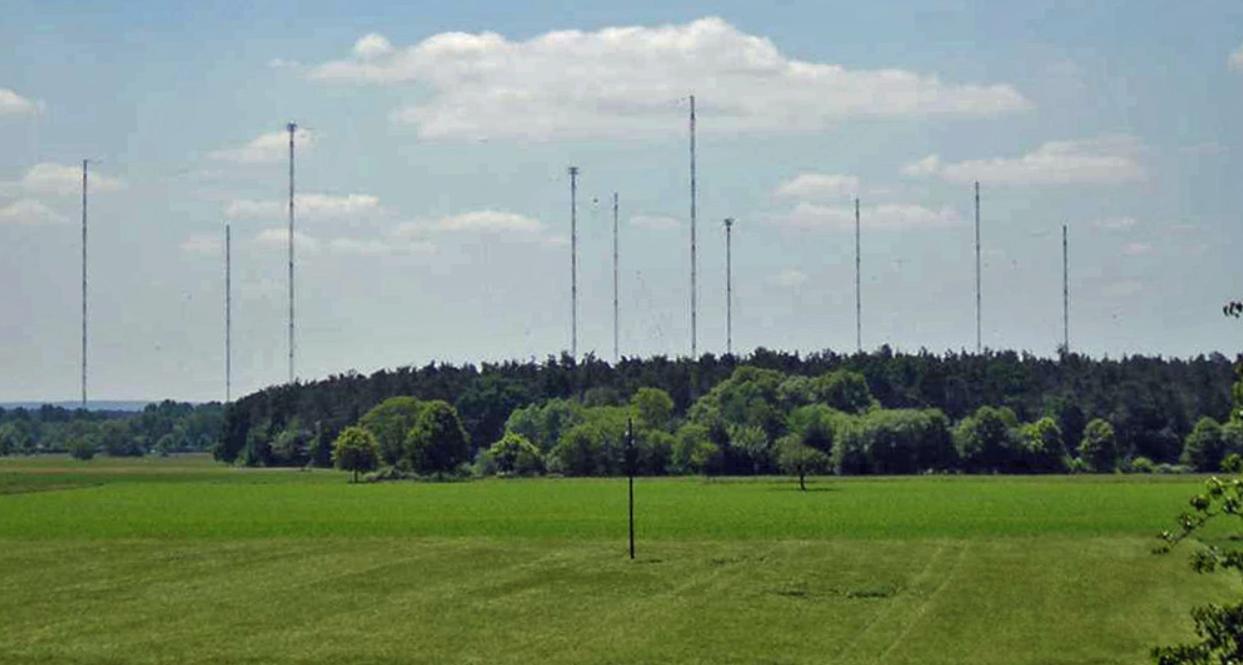 DCF77: как работает система передачи сигналов точного времени? - 2