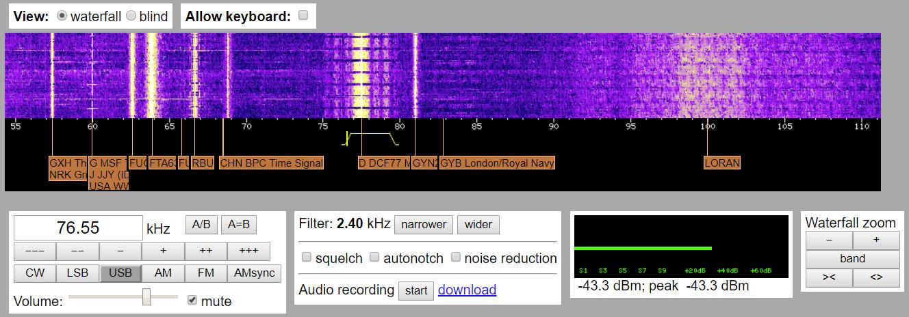 DCF77: как работает система передачи сигналов точного времени? - 4