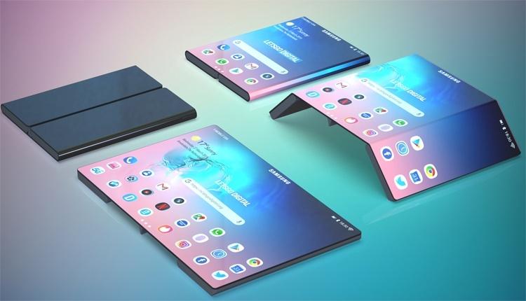 Samsung и Xiaomi разрабатывают телефоны с двойным складным экраном - 4