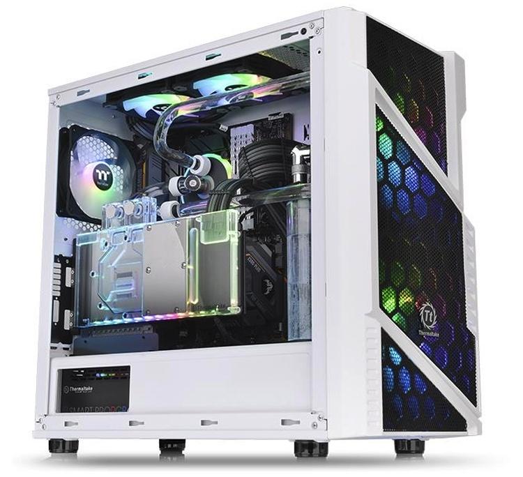 Thermaltake Commander C31/C34 Snow: ПК-корпуса в белоснежном исполнении