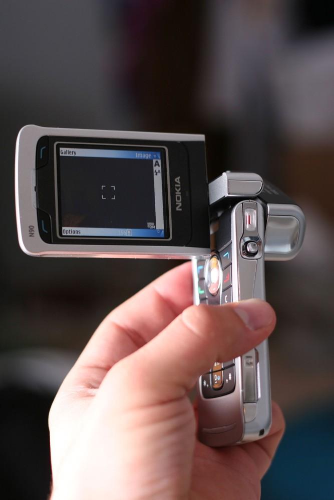 Древности: когда телефоны были странными - 5
