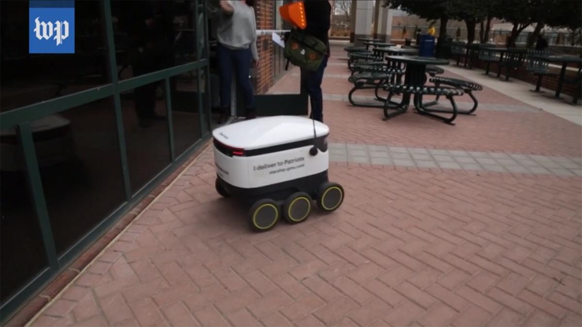 Как робот-доставщик изменил кулинарные привычки американских студентов - 2