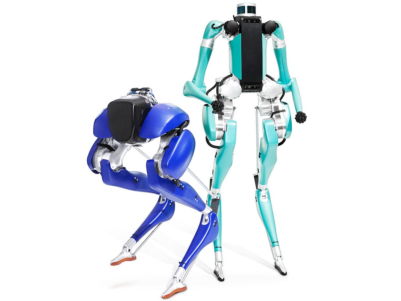 Как создаются роботы, способные пройти там же, где и мы - 2