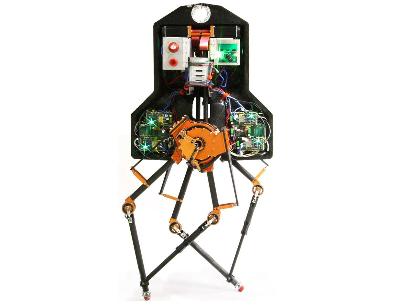 Как создаются роботы, способные пройти там же, где и мы - 3