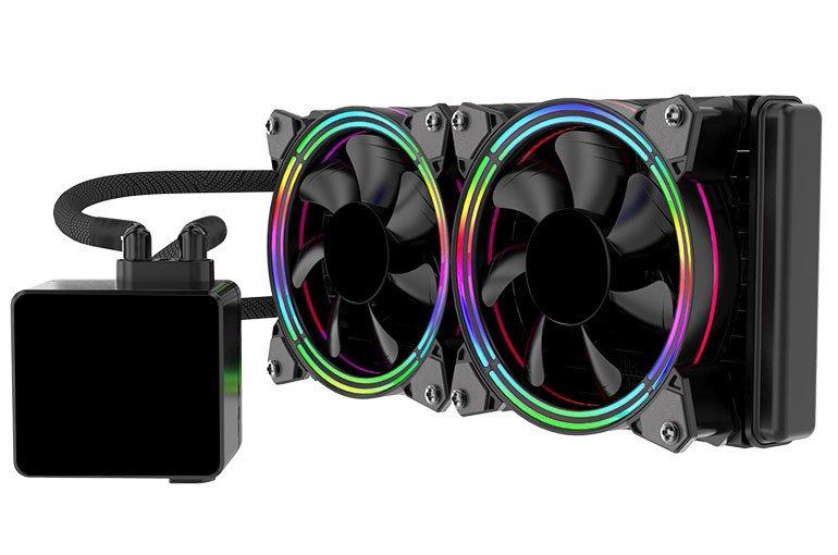 Линейка процессорных систем жидкостного охлаждения Spire LCG-HSR включает две модели