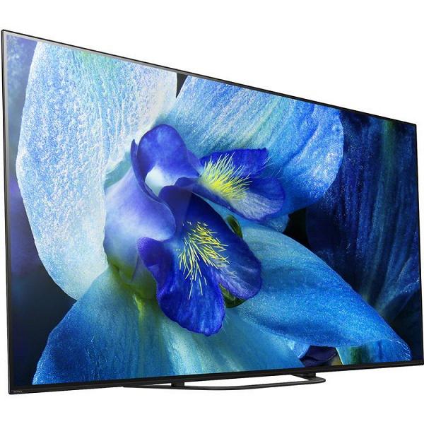 Названы цены на OLED-телевизоры Sony 2019 модельного года