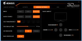 Новая статья: Обзор игрового WQHD-монитора Gigabyte AORUS AD27QD: удачный выход