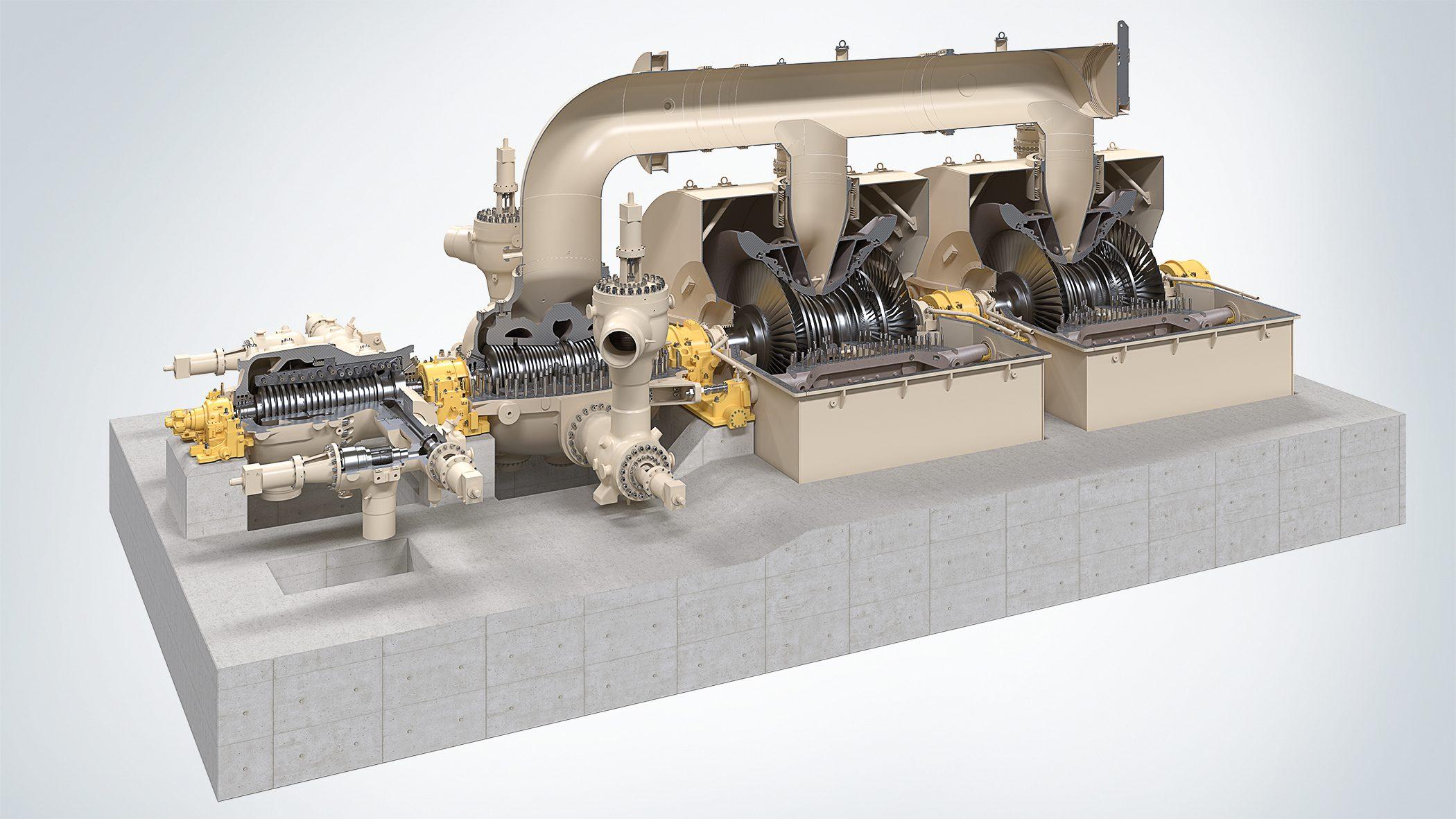 Паровые турбины: как горячий пар превращается в электричество - 9