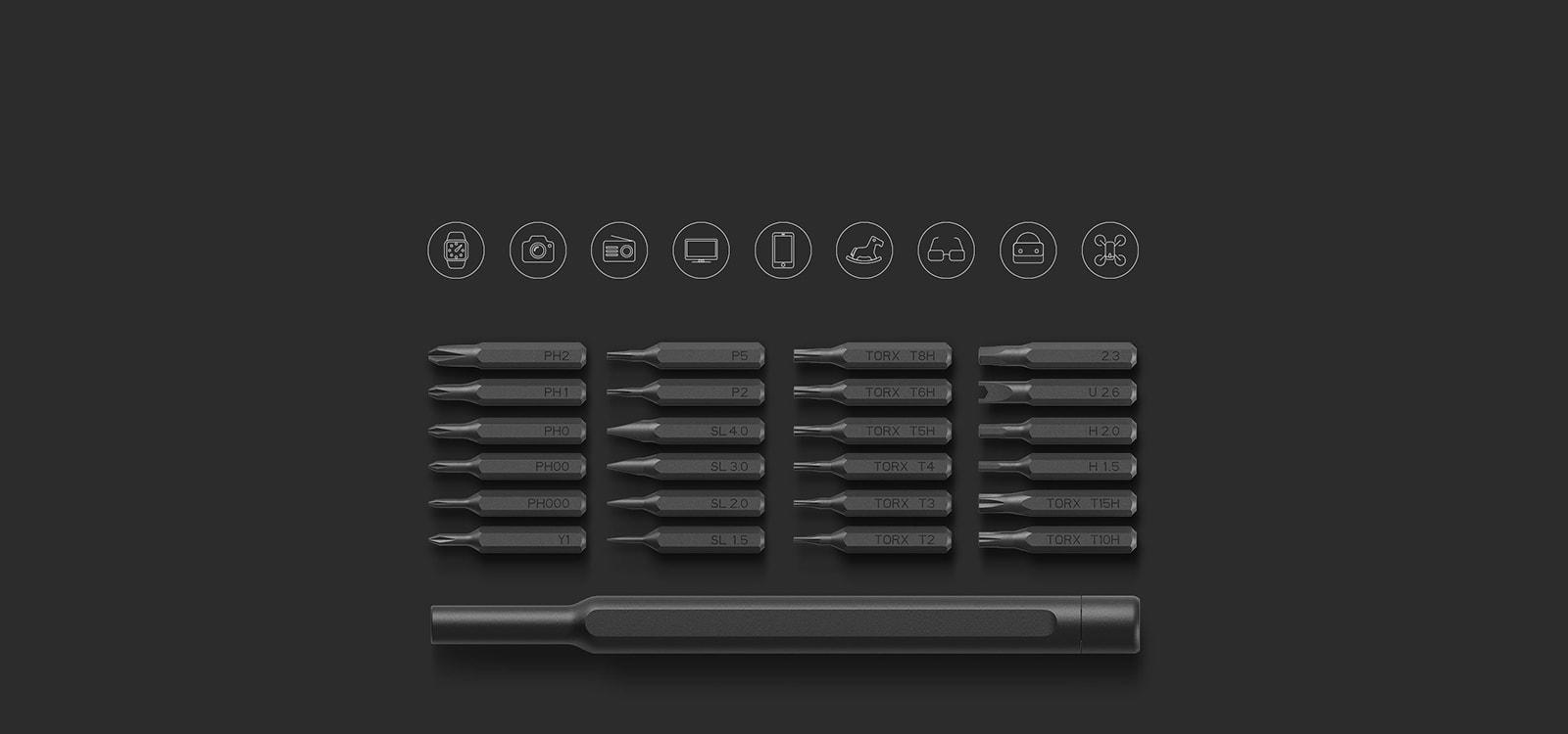 Подборка гик-отверток и необычных мультитулов от Leatherman до Xiaomi - 17