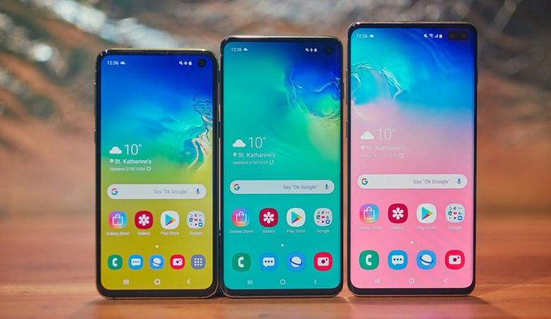 Смартфоны Samsung Galaxy S10 будут заряжаться быстрее и получат «суперночной режим» с ручными настройками