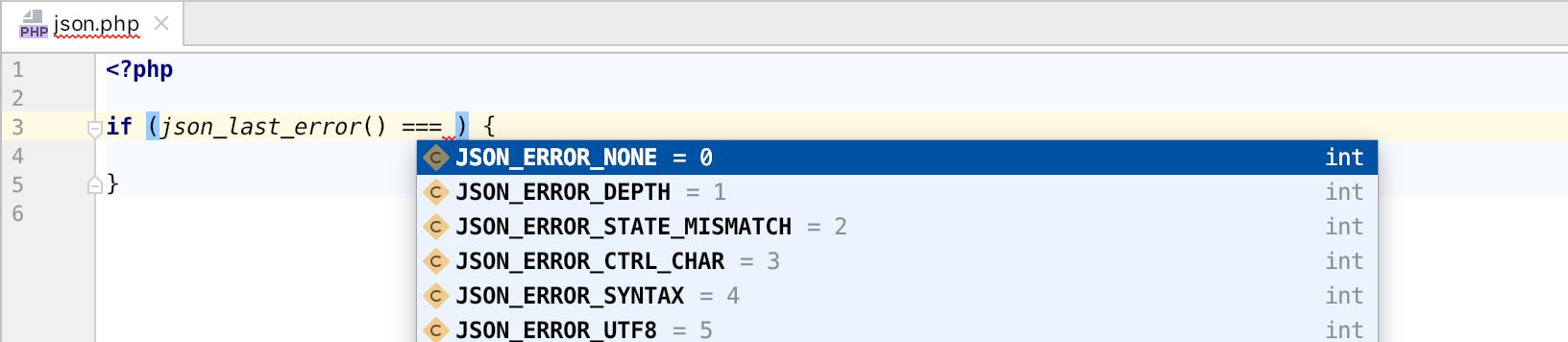 PhpStorm 2019.1: Отладка шаблонов Twig и Blade, поиск мертвого кода, улучшенное автодополнение и многое другое - 10
