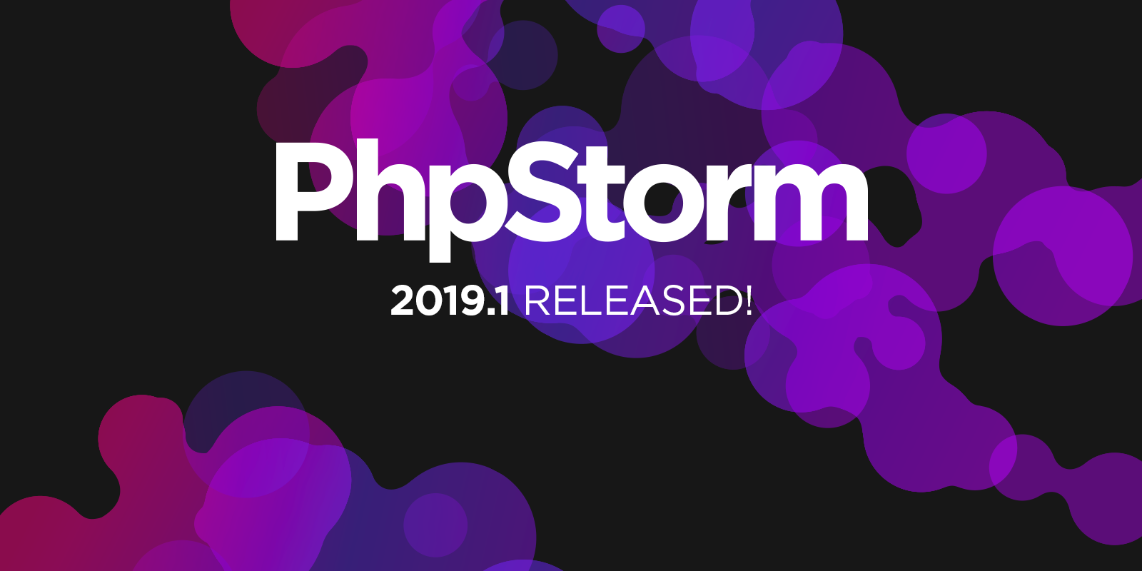 PhpStorm 2019.1: Отладка шаблонов Twig и Blade, поиск мертвого кода, улучшенное автодополнение и многое другое - 1