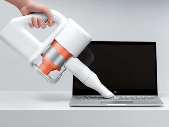 Xiaomi представила сегодня беспроводной вакуумный пылесос: как топовая модель Dyson, только в 4 раза дешевле