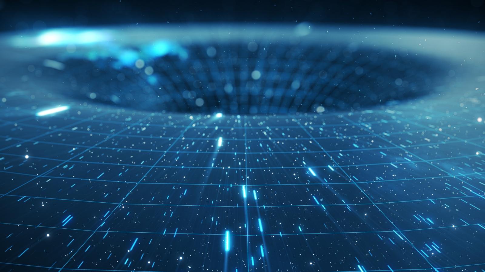 Секретная программа США по изучению НЛО занималась также исследованиями червоточин и дополнительных измерений - 1