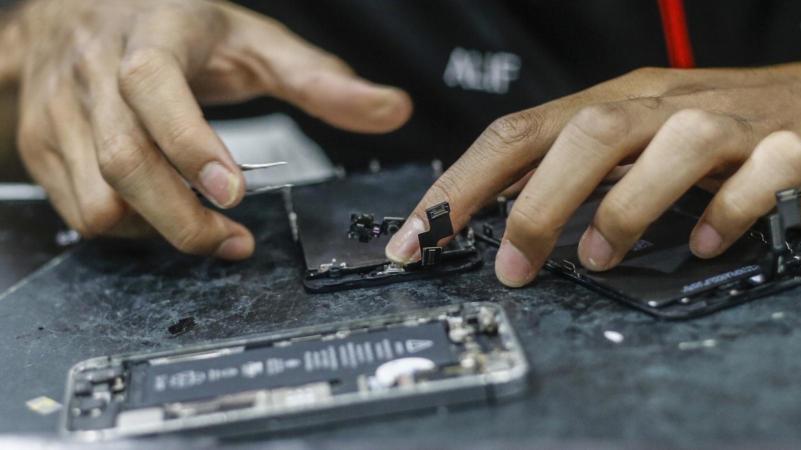 Apple пойдет на уступки сторонникам «права на ремонт» - 1