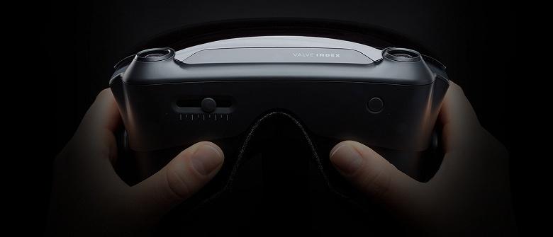 Гарнитура виртуальной реальности Valve Index выйдет уже в мае