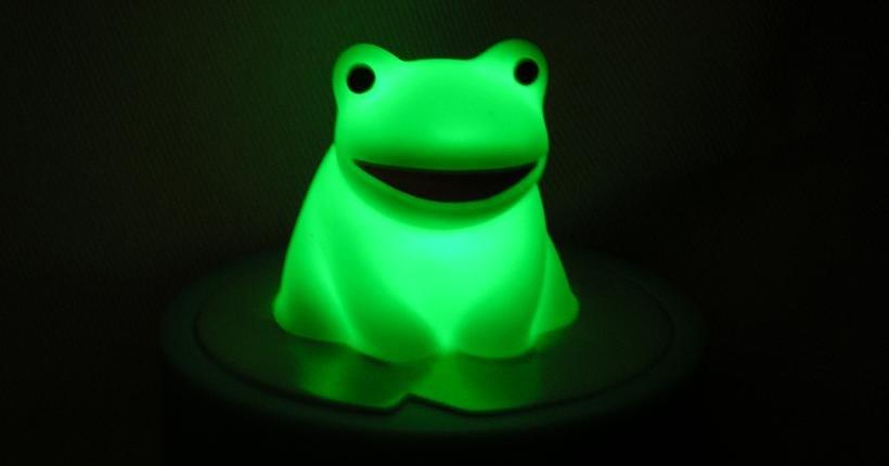 Обнаружены жабы со светящимся скелетом