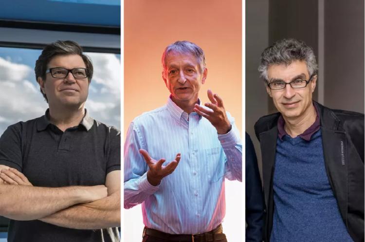 Премию Тьюринга 2019 получили основоположники искусственного интеллекта - 1